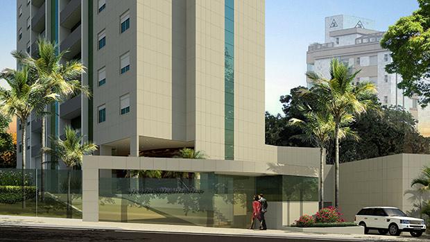 Edifício Arthur Bosmans: um lançamento da Agmar no bairro Serra