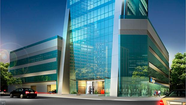 Edifício corporativo: localização e requinte colaboram com o sucesso do seu negócio