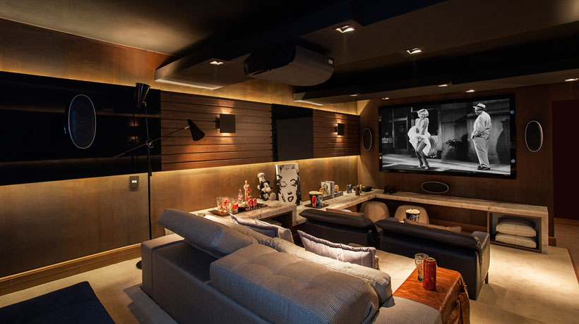 Home Theater: o cinema no conforto do seu lar