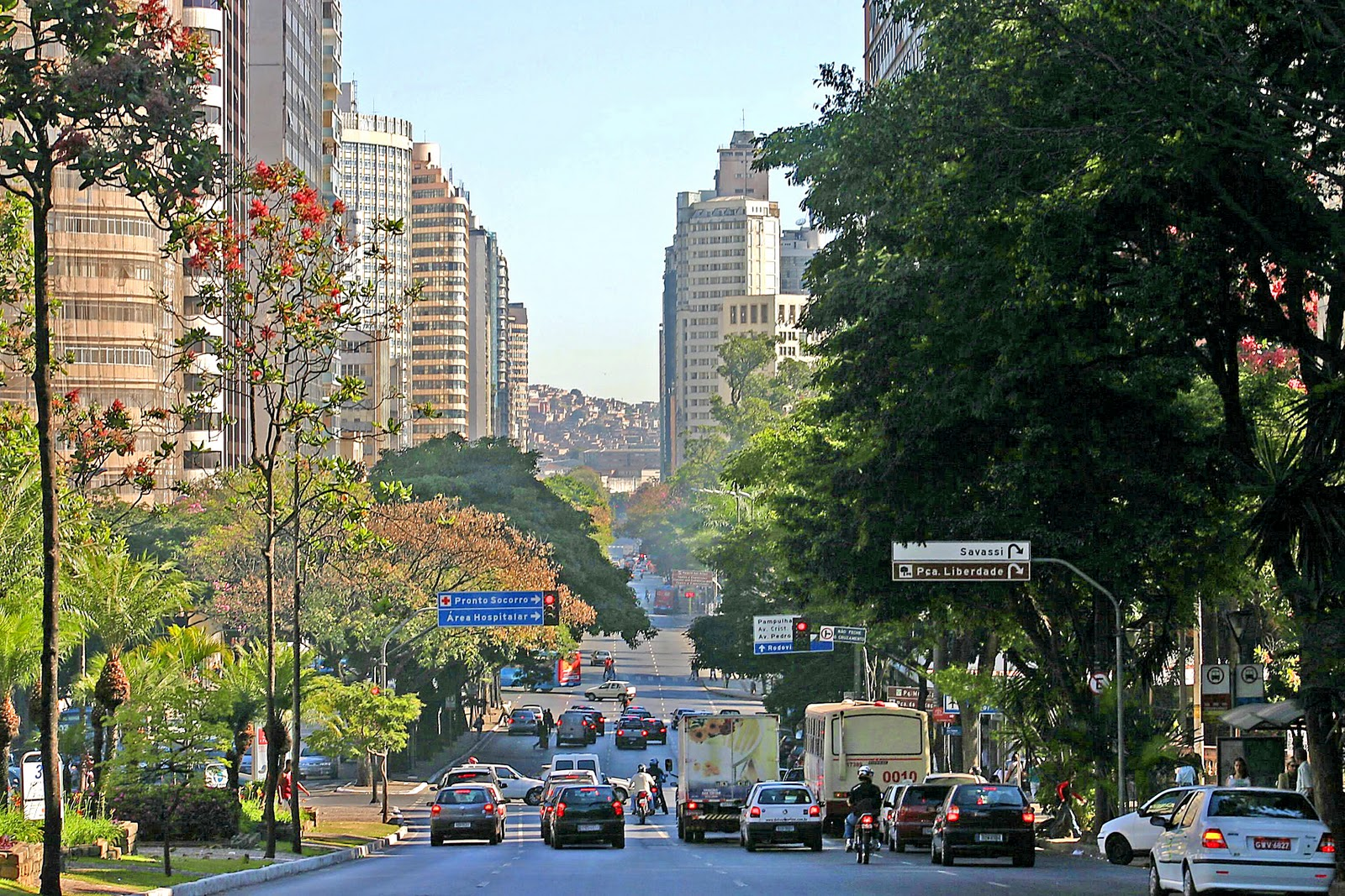avenidas acesso novo apartamento