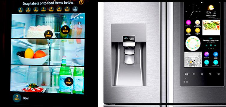 geladeira tech