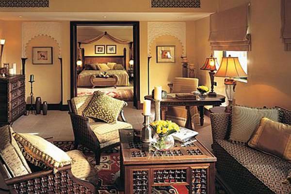 estilo de decoração egípcio