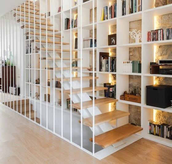 estante móveis sob medida