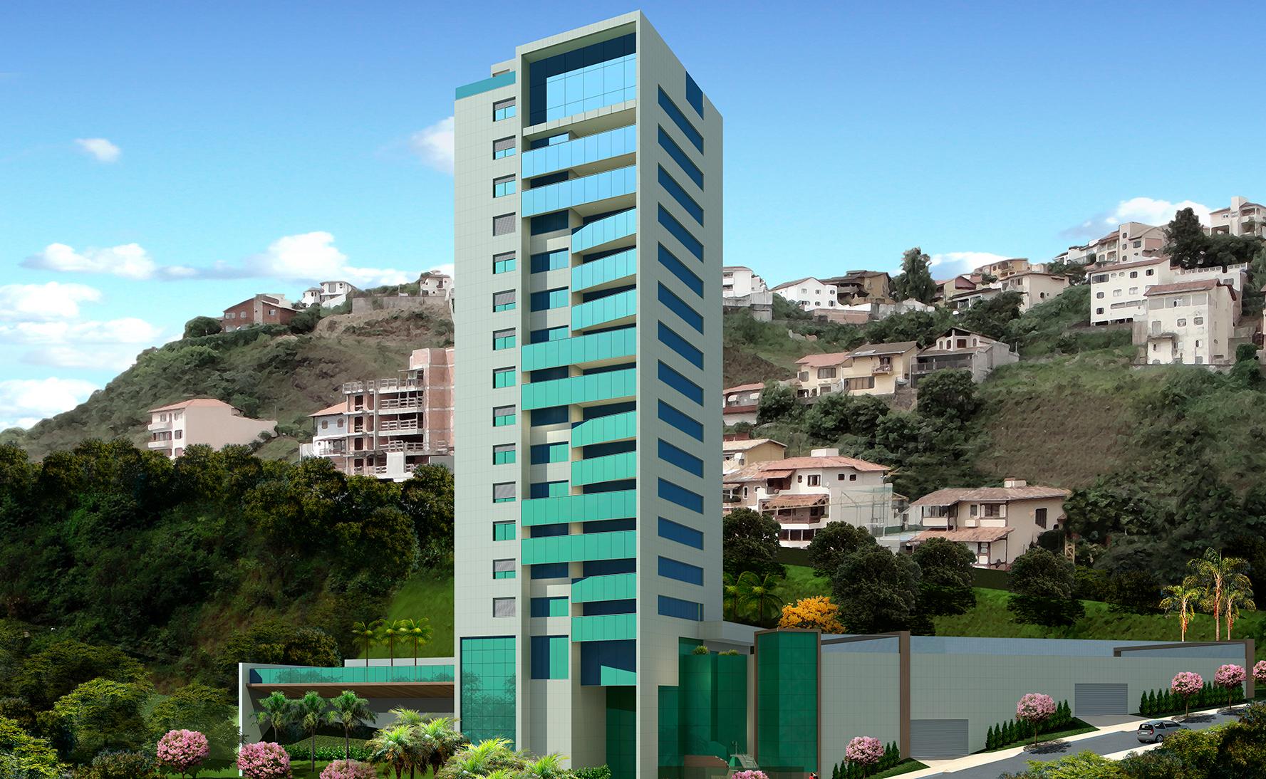 Conheça o Edifício Residencial Biarritz