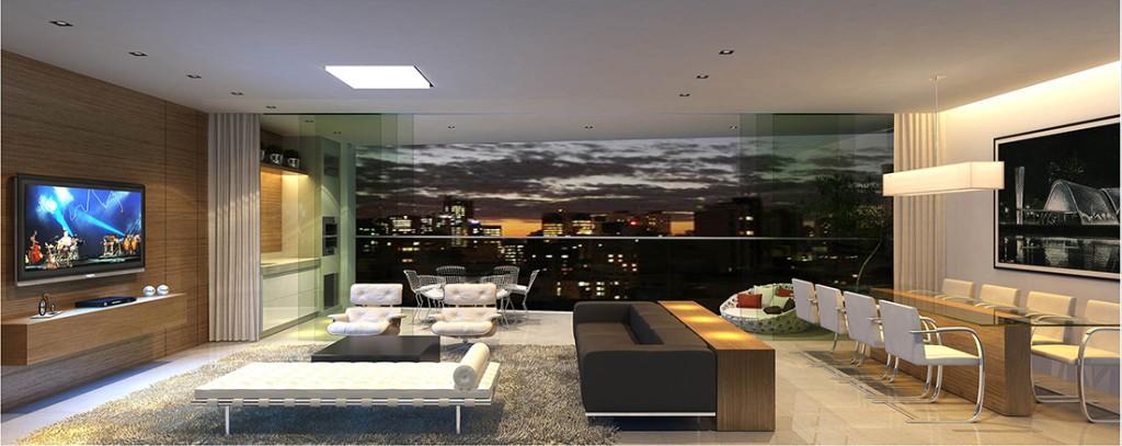 Razões para investir em um apartamento de alto padrão