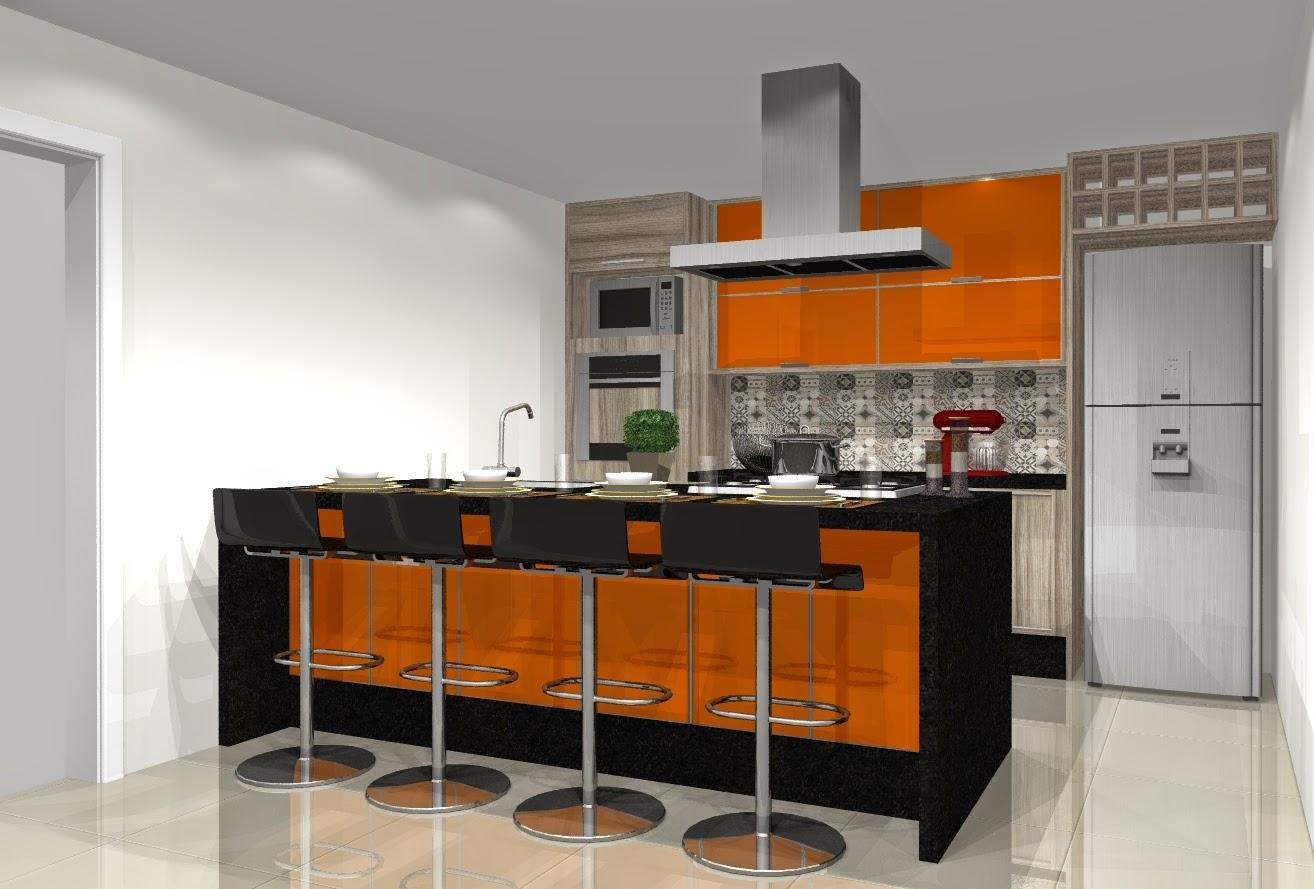 cozinha-laranja