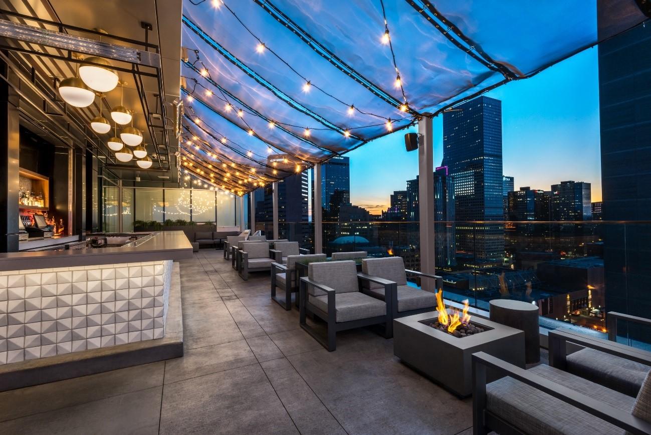As possibilidades oferecidas pelos Rooftops
