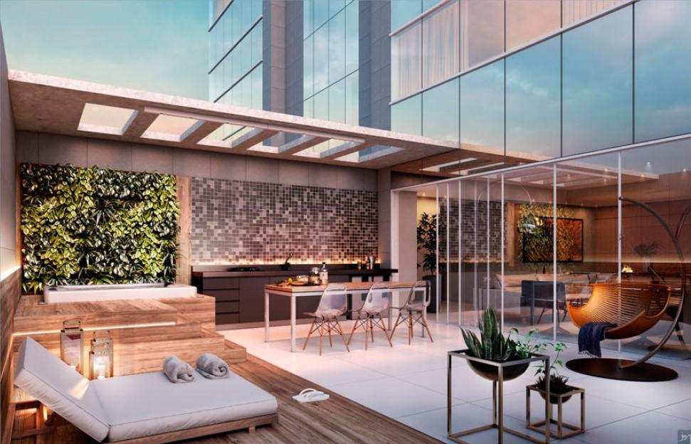 Residencial Arnoni, sofisticação e modernidade no bairro Funcionários