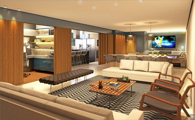 Empreendimento residencial Edifício Zandona Ephram