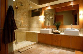 As principais dicas para a iluminação do banheiro