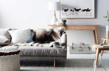 Como decorar o apartamento para o inverno