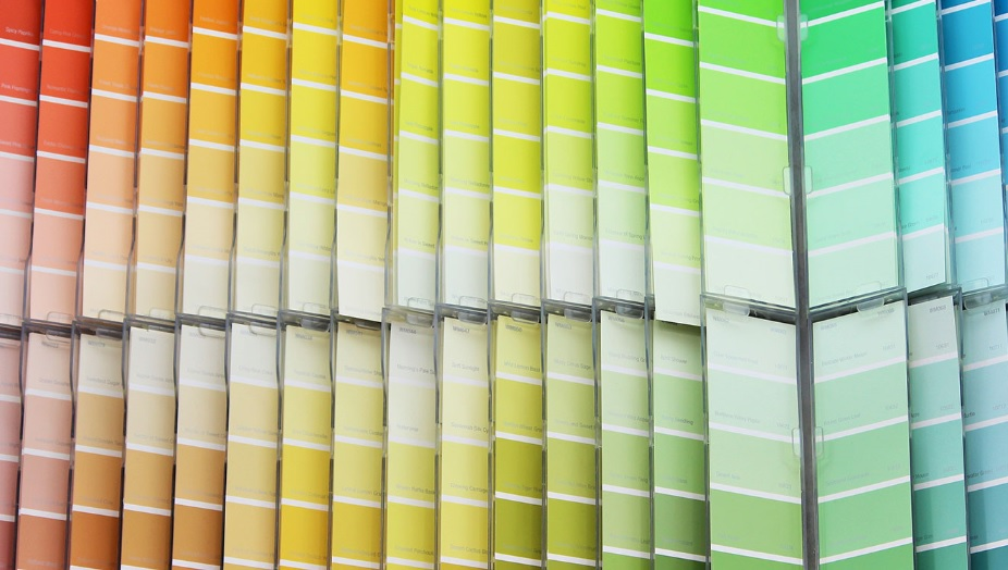 paleta de cores para 2020