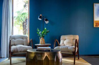 Classic Blue: Decoração com a cor do ano