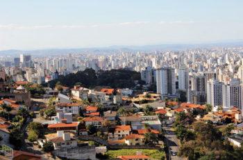 Conheça o bairro Serra