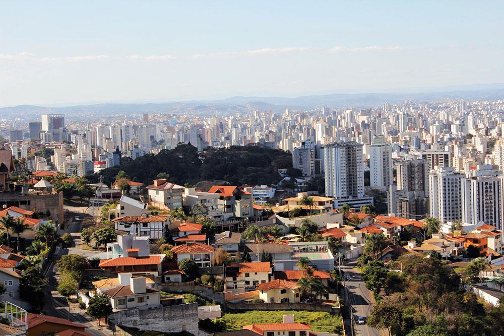 bairro Serra
