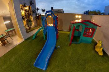 Playground: diversão e segurança no condomínio